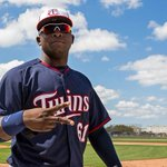 So happy to go to the big leagues! I love @Twins. Go @Twins. Go @SanoMiguel! http://t.co/tllG9CEHny