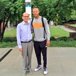 Look who I just ran into on #RockyTop @Vol_Footballs @josh_dobbs1 http://t.co/h8QQZWoshm