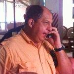 Saludos al Presidente @JC_Varela con quien converso telefónicamente y agradezco su colaboración en nuestro Caribe http://t.co/Pt4sQIaiKT