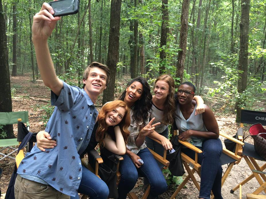 """""""Watch yourself(ie).."""" #underthedome3 http://t.co/XazIJVe1eg"""