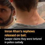 Imrans nephews were arrested in Lahore after they allegedly hurled abuses at a traffic warden http://t.co/X6EaoXYuNz http://t.co/hzXyNlqxww