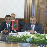 OFID signs a US$50m agreement, #Maldives for water, sanitation and solid waste mangement projects. @Thoriqibrahim http://t.co/oBiYUAwjuG