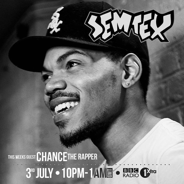 Tomorrow night on 1xtra, I've got an interview with the very brilliant @chancetherapper , … http://t.co/axTg5CgOIh http://t.co/GtP11AUbYl