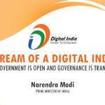 #DigitalIndiaWeek will ensure the dream of minimum government, maximum governance. #DigitalIndia http://t.co/anoMAi1Ihk