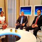 José Guerrero y Aberlardo Muñoz del Minseg en entrevista por @tvnnoticias. http://t.co/3qE7Vg4hwJ