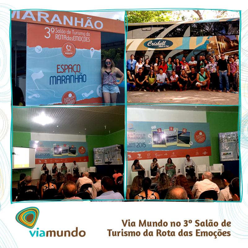 De 25 a 27 de junho aconteceu o 3º Salão de Turismo da Rota das Emoções, na vila de Jericoacoara, no Ceará. http://t.co/lRiemQ0FsQ