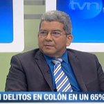 """""""Barrio Seguro ha ayudado a disminuir el índice de delitos"""" José Guerrero @minsegpanama http://t.co/qz6ucII6JQ"""