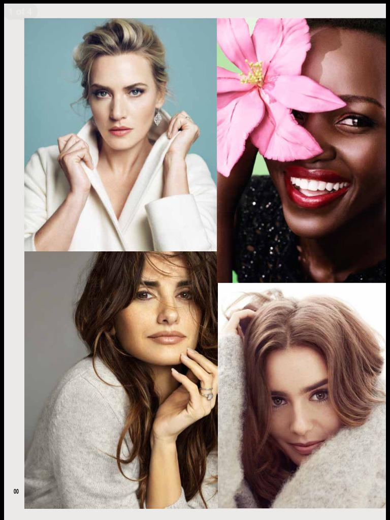 Breaking Beauty Boundaries I chat to @Lupita_Nyongo @lilycollins #PenelopeCruz #KateWinslet in @hellomag @LancomeUK http://t.co/IcQHdP1Y9b