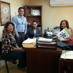 Reunión de coordinación con personal de @MIDES_PANAMA Padrino Empresario!! @AlcibiadesVV @JC_Varela #MidesVeraguas http://t.co/dvINjFvzZo