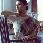 RT @TheVioletStreet: A dream! @konkonas wows in a handloom saree by Anavita for @LOfficielindia   #ethnic #saree #fashion #style http://t.c…