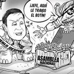 ¡Feliz jueves! #TrazoDelDia Mira el acontecer nacional con el humor de #Joe http://t.co/Pw64ue7BwC