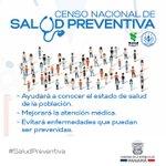 Mas de 9,200 panameños han sido atendidos en el Censo de #SaludPreventiva. #PanamáPrimero http://t.co/Yq40o9mKYg