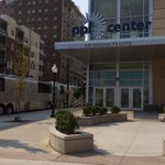 Tour buses outside can only mean one thing! Welcome to #Allentown @JamesTaylor_com! http://t.co/NcLvPnQlUy