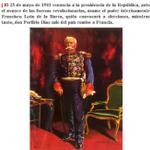 Un día como hoy, pero de 1915 muere Porfirio Díaz, exiliado en París, Francia http://t.co/RXWO2Cl09U
