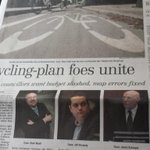 """""""Why cant we keep things the same?"""" How 3 middle aged white dudes united to fight progress. #Winnipeg @BikeWinnipeg http://t.co/C3YJ7kaCIL"""