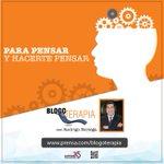La buena educación, es el tema que tratará el Sr. Rodrigo Noriega, mañana en Blogoterapia http://t.co/dUy1AtFH0i