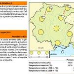 #Buongiorno #Friuli, ecco le previsioni del #tempo dell#Osmer per la giornata di oggi http://t.co/FbQLadPjNy