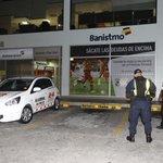 #Inseguridad La policía frustró anoche un robo en el Banistmo de Río Abajo, abrieron un boquete detrás del local. http://t.co/XqPaEpZ2dr