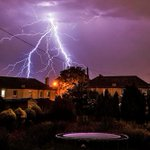 More than 8400 lightning bolts hit Scotland in 24 hours - most in a day since records began http://t.co/VcWFpPKn4G http://t.co/qN9GZL74Qd
