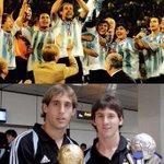 "Tw Zabaleta (Man City): ""10 years ago we won U20 World Cup in the Netherlands. Great memories!!!!"" [pablo_zabaleta] http://t.co/sS26xWExcP"