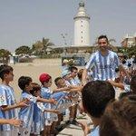 """.@Charlesbrau9: """"Prometo trabajo, ayudar a mis compañeros y con el trabajo los goles vendrán"""" http://t.co/XClEGn31eu http://t.co/P0RSsTnHwV"""