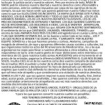 NO IRAULTZA NO PARTY. #MendizorrotzaBizirik http://t.co/Mb3rO3qWos