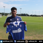 CONFIRMED: Town land @Arsenal winger Ainsley Maitland-Niles on a season-long loan deal. Includes no recall #itfc http://t.co/PhHOBFlRtj