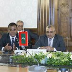 OFID signs a US$50m agreement, #Maldives for water, sanitation and solid waste mangement projects. @Thoriqibrahim http://t.co/FVGikeeNcl