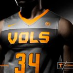 Our new Nike Smokey Grey uniformss incorporate elements from Tennessee teams in 1909-10, 1911-12 and 1940-41. http://t.co/Jpc2tELEQr