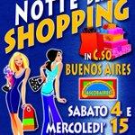 #Saldi: a #Milano arrivano le notti dello #shopping. Sabato 4 luglio con #Ascobaires in corso #BuenosAires http://t.co/8G2WesybOn
