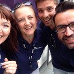 Twitter / @KatHarbourne: Team @BBCSheffield packing ...