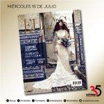 Busca este miércoles 15 de julio el especial de boda en @ellaspanama http://t.co/HmJUKNRfRx