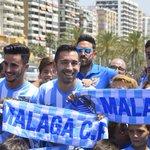 Charles, Espinho y Juan Carlos, maravillados con Málaga http://t.co/sEeJNSC2E5 http://t.co/CnmhW4v1qT