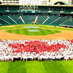 VIDEO: #Winnipeg takes back title for largest #CanadaDay #livingflag http://t.co/sOHQ2JBvWy http://t.co/msRMcwcVdD