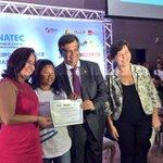 """.@FlavioDino:""""A capacitação de milhares de pessoas pelo Pronatec é fundamental para o nosso desenvolvimento"""". http://t.co/6jYeFHQDsM"""