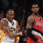 """Report: Lakers get 2nd meeting with LaMarcus Aldridge, """"want to see if they can get it right"""" http://t.co/mxJDmheqde http://t.co/mpp6OMudq4"""