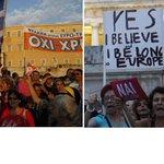 """""""Se tu fossi greco, come voteresti?"""" Vota anche tu al sondaggio dellAnsa http://t.co/bWJ7vSVA4g #Grecia #Grexit http://t.co/Ty9G8hCN4r"""