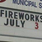 RT @ALcomHuntsville: No fireworks at Joe Davis Stadium this year, @WHNT reports. http://t.co/ntEryZjq72 http://t.co/MDDS3wQTvb