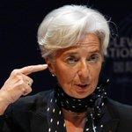 """El FMI dice ahora que la deuda de Grecia es """"insostenible"""" y pide una quita http://t.co/y6pEAt5m8h http://t.co/FgyjtGWEGQ"""