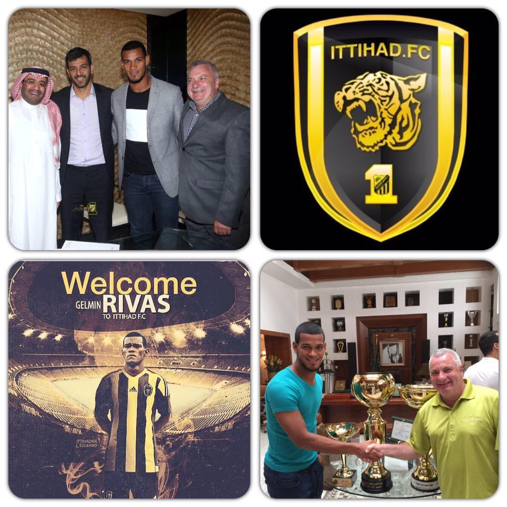 Congratulations Gelmin! All the best in #SaudiArabia @ittihad from everyone at #ViolaFC #WelcomeRivas http://t.co/jh6C690pTs