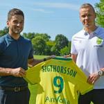 [#Mercato] OFFICIEL !! Kolbeinn Sigthorsson. sengage pour cinq ans avec le FC Nantes ! http://t.co/Y7X4IgkykK