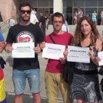 La ley Mordaza se cobra en Málaga primeras identificaciones horas después entrar en vigor ▶ http://t.co/TlhlaeeV8V http://t.co/oaXOZV3qlw