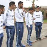 #Chile2015 La Selección regresará a la Argentina a las 23.30 del sábado, en vuelo chárter. http://t.co/tBIXjLOnTD