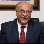 """One Man who finally punctured """"35 puncture"""" propoganda ???? @najamsethi My favorite ???? http://t.co/Ppp1L3XY5I"""