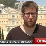 """Urban: """"Se ha hecho una auditoría de la deuda griega y el 75% es ilegal e insoportable"""" > http://t.co/T2H7idiLn9 http://t.co/gvh3USklxq"""