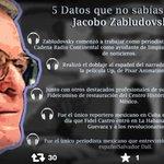 @JcbZabludovsky fue el comunicador más lúcido, fino e inteligente de las últimas décadas. Maestro de maestros. Qepd. http://t.co/CxNuNkLn9V