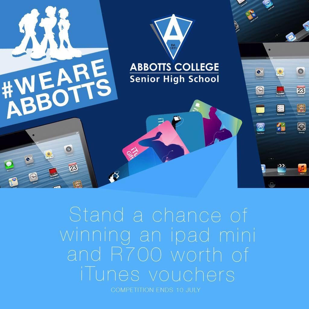 I can't recommend @Abbotts_College enough. It's changed my daughter's life in the best possible way. #WeAreAbbotts http://t.co/jEcmKctzgH