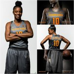 .@DDDeshields dons the NIKE #LadyVols alternate Smokey Grey. Hope you like it as much as we do! #OneTennessee http://t.co/CfNLBoOU30