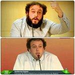 Guillermo Zapata ANTES de la querella Guillermo Zapata DESPUÉS de la querella ...la barba era el delito http://t.co/WtKuIoVbF0