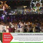 Feria del Carmen 2015 contará con juegos mecánicos, artistas y actividades culturales y deportivas @MauricioGongora http://t.co/NB2EymdvKq